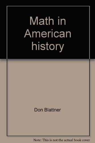 9781580371179: Math in American history