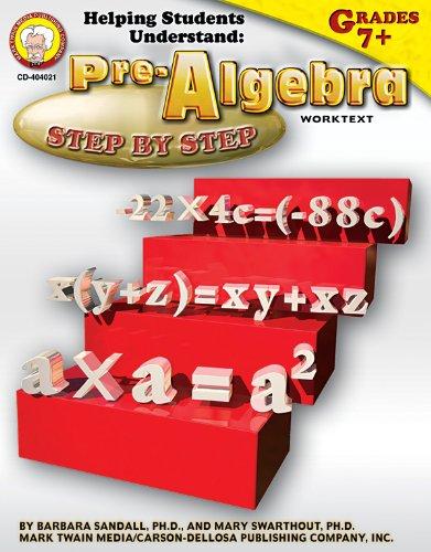 9781580372947: Helping Students Understand Pre-Algebra, Grades 7-12