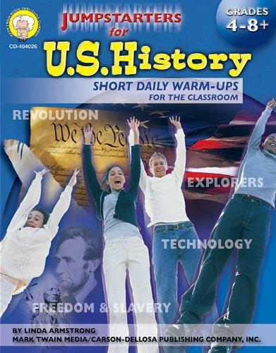 Jumpstarters for U. S. History: Linda Armstrong; Mark
