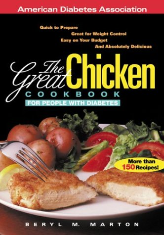 The Great Chicken Cookbook for People with Diabetes