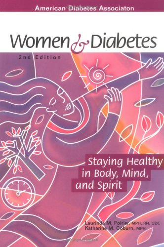 9781580400589: Women & Diabetes : Life Planning for Health and Wellness