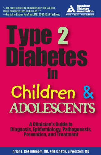 9781580401555: Type 2 Diabetes in Children and Adolescents