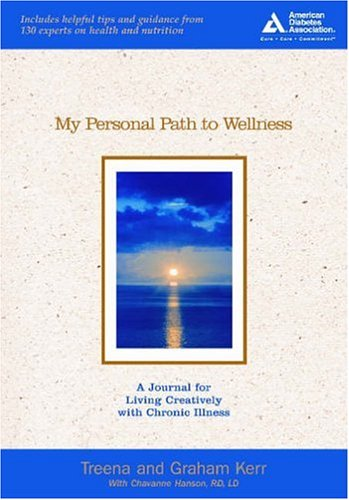 9781580402149: My Personal Path to Wellness: A Journal for Living Creatively with Chronic Illness