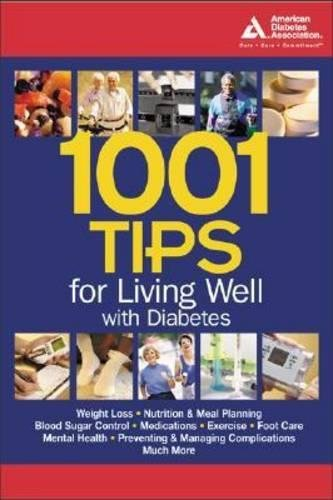 9781580402187: 1001 Tips for Living Well with Diabetes