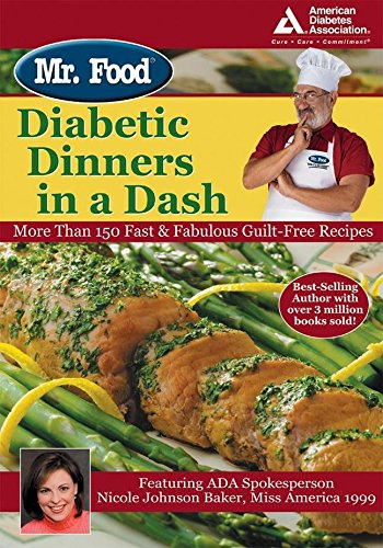 9781580402415: Mr. Food: Diabetic Dinners in a Dash