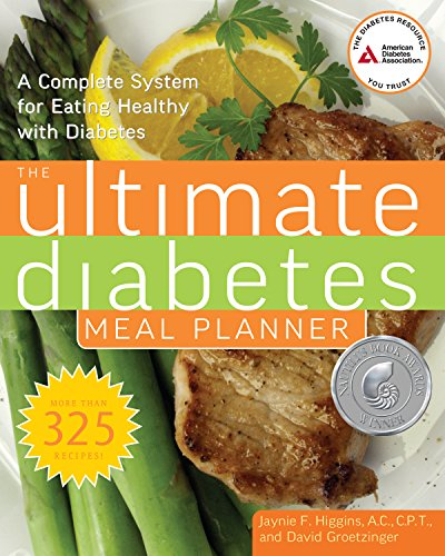 9781580402996: The Ultimate Diabetes Meal Planner: A Complete System for Eating Healthy with Diabetes