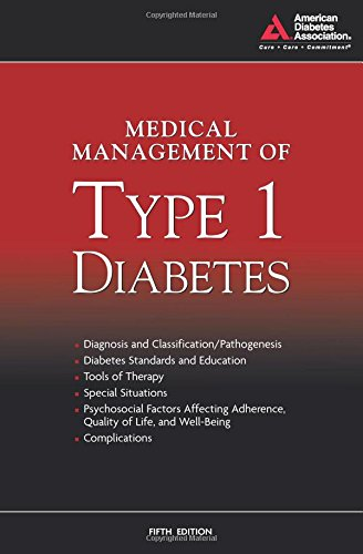 9781580403092: Medical Management of Type 1 Diabetes