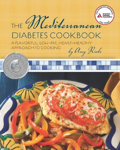 The Mediterranean Diabetes Cookbook: Riolo, Amy