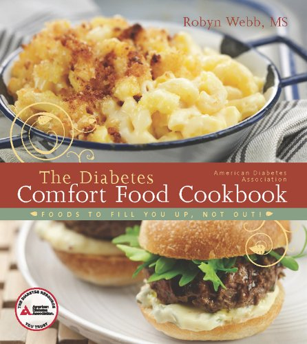 American Diabetes Association Diabetes Comfort Food Cookbook