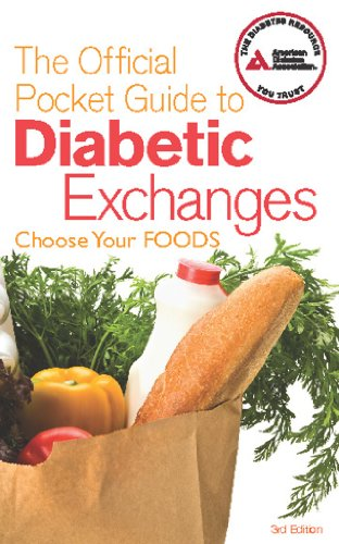9781580404457: The Official Pocket Guide to Diabetic Exchanges: Choose Your Foods