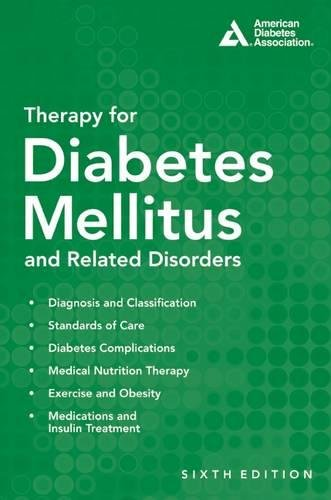 9781580405096: Therapy for Diabetes Mellitus and Related Disorders