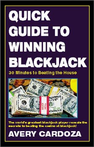 9781580420266: Quick Guide To Winning Blackjack