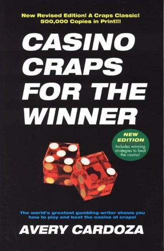 9781580420419: Casino Craps for the Winner (Gambling books)