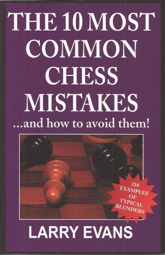 9781580420426: 10 Most Common Chess Mistakes: And How to Fix Them (Chess books)