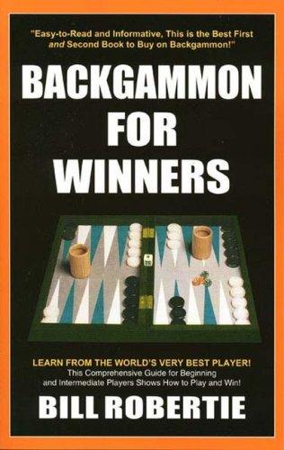 9781580420433: Backgammon for Winners