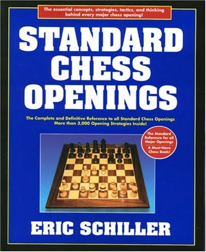 9781580420488: Standard Chess Openings, 2nd Edition