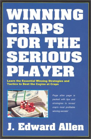 9781580420549: Winning Craps For The Serious Player, 3rd Edition