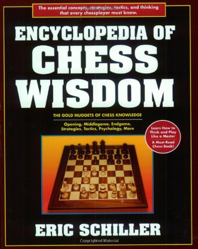 9781580420884: Encyclopedia of Chess Wisdom, 2nd Edition
