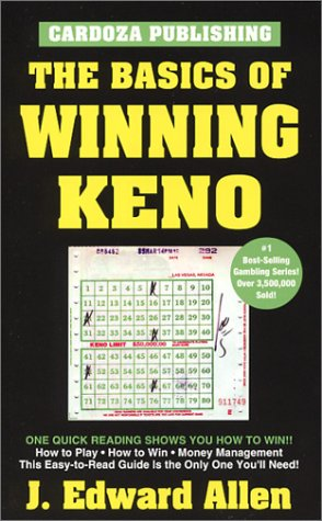 9781580420914: The Basics of Winning Keno, Fourth Edition