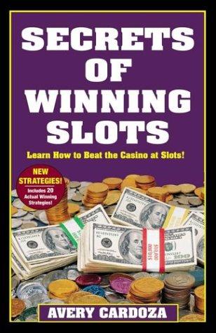 9781580421171: Secrets of Winning Slots