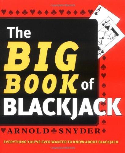 Big Book Of Blackjack: Snyder, Arnold