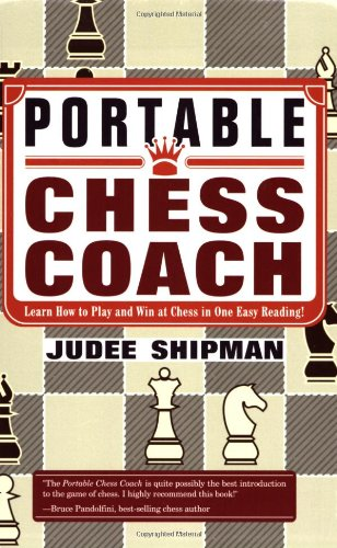 9781580421850: Portable Chess Coach: Learn How to Play and Win at Chess in One Easy Reading!