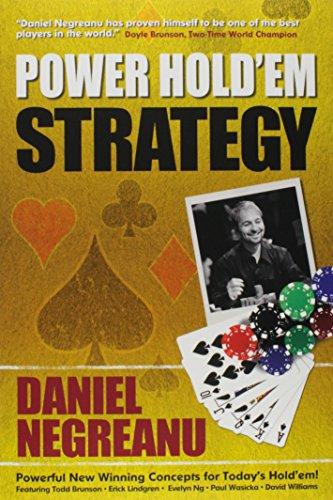 Daniel Negreanu's Power Hold'em Strategy: Negreanu, Daniel