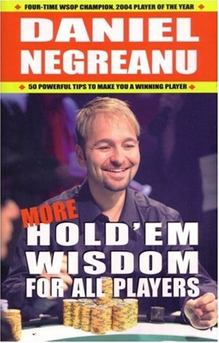 9781580422246: More Hold'em Wisdom for All Players