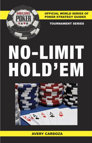 World Series of Poker: Tournament No-Limit Hold'em: Cardoza, Avery
