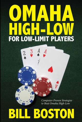 9781580422550: Omaha High-Low for Low-Limit Players