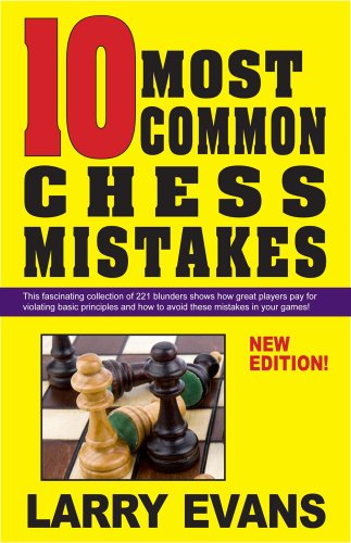 9781580422895: 10 Most Common Chess Mistakes: ...and How to Fix Them!