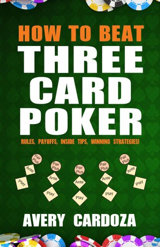 How to Beat Three Card Poker (Paperback)