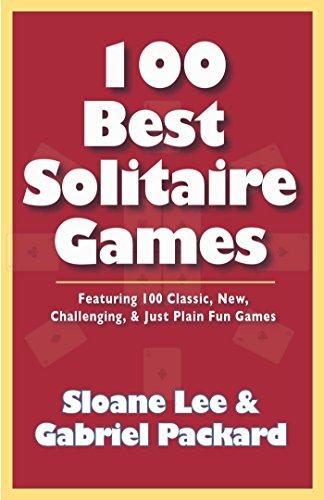 9781580423267: 100 Best Solitaire Games