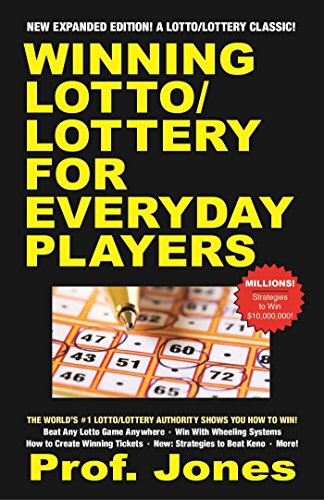 9781580423298: Winning Lotto/Lottery for Everyday Players