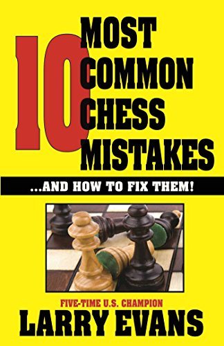9781580423465: 10 Most Common Chess Mistakes