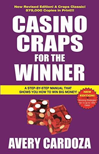 9781580423533: Casino Craps for the Winner