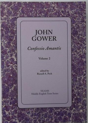 9781580440479: Confessio Amantis, Vol. 2