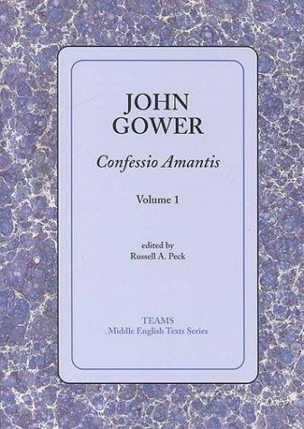 9781580440578: John Gower: Confessio Amantis: 1