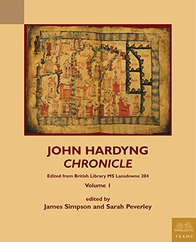 9781580442138: John Hardyng, Chronicle: Edited from British Library MS Lansdowne 204 (Teams Middle English Texts)