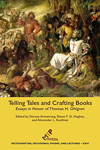 9781580442190: Telling Tales and Crafting Books: Essays in Honor of Thomas H. Ohlgren (Festschriften, Occasional Papers, and Lectures)