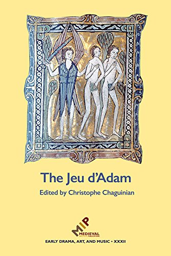 9781580442664: The Jeu D'adam: Ms Tours 927 and the Provenance of the Play (Early Drama, Art, and Music Monograph)