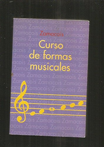 9781580459167: Curso de formas musicales