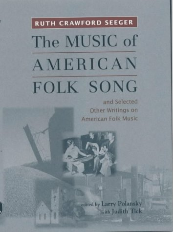 9781580460958: The Music of American Folk Song