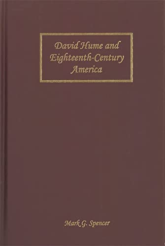 9781580461184: David Hume and Eighteenth-Century America (Rochester Studies in Philosophy)