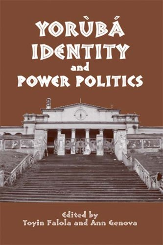Yoruba Identity and Power Politics (Hardback)