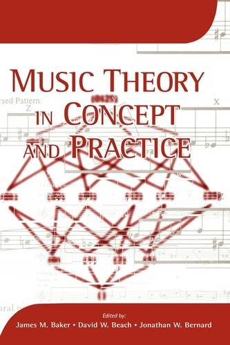 9781580462259: Music Theory in Concept and Practice (Eastman Studies in Music)