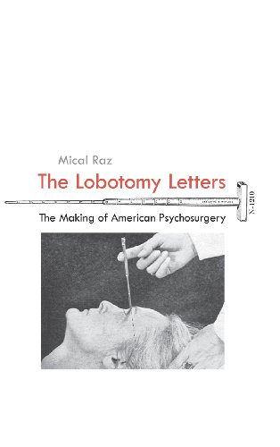9781580464499: The Lobotomy Letters (Rochester Studies in Medical History)