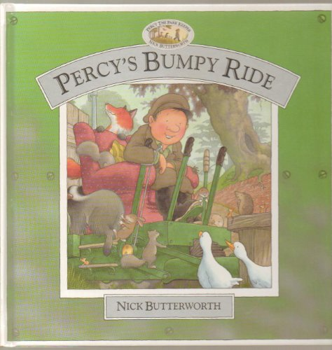 9781580480918: Percy's Bumpy Ride (Percy the Park Keeper)