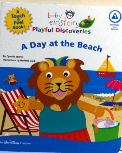 9781580481304: Baby Einstein Playful Discoveries a Day At the Beach