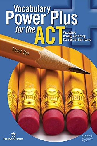 Vocabulary Power Plus Classic - Level 10: Reed, Daniel A.